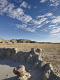 Curving Formation in the Badlands, Badlands National Park, South Dakota, USA, North America Photographic Print by James Hager