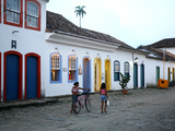 Parati, Rio de Janeiro State, Brazil, South America Photographic Print by Yadid Levy