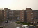Council Owned Tower Blocks, Lawrence Road, London N15, England, United Kingdom, Europe Photographic Print by Matthew Frost
