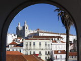Sao Vicente de Fora Church, Alfama, Lisbon, Portugal, Europe Photographic Print by Stuart Black