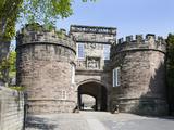 Skipton Castle, Skipton, North Yorkshire, Yorkshire, England, United Kingdom, Europe Photographic Print by Mark Sunderland