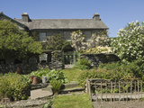 Hilltop, Sawrey, Near Ambleside, Home of Beatrix Potter, Lake District Nat&#39;l Park, Cumbria, England Photographie par James Emmerson