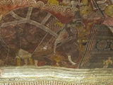Roof Murals, Dambulla Cave Temple, UNESCO World Heritage Site, Sri Lanka, Asia Photographic Print by Peter Barritt