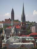 Rooftop Panorama, Gothenburg, Sweden, Scandinavia, Europe Photographic Print by Rolf Richardson