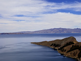 Bahia Kona, Isla del Sol, Lake Titicaca, Bolivia, South America Photographic Print by Simon Montgomery