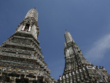Wat Arun Temple (Temple of the Dawn), Bangkok, Thailand, Southeast Asia, Asia Photographic Print by Godong