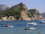 Petrovac, Montenegro, Europe Photographic Print by Rolf Richardson