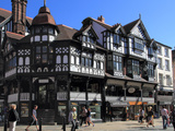 Bridge Street, Chester, Cheshire, England, United Kingdom, Europe Photographic Print by Rolf Richardson