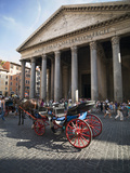 The Pantheon, Rome, Lazio, Italy, Europe Photographic Print by Angelo Cavalli