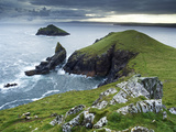 The Rumps, Pentire Point, Cornwall, England, United Kingdom, Europe Photographic Print by Jeremy Lightfoot