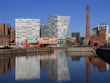 Canning Dock, Liverpool, Merseyside, England, United Kingdom, Europe Photographic Print by Rolf Richardson