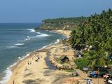 Papanasam Beach, Varkala, Kerala, India, Asia Photographie par Stuart Black