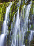 Waterfall, Brecon Beacons, Wales, United Kingdom, Europe Photographic Print by Billy Stock