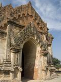 Thabeik Hmauk Temple, Bagan (Pagan), Myanmar (Burma), Asia Photographic Print by Richard Maschmeyer