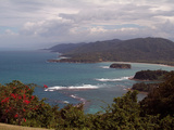 View from Noel Coward&#39;s Home, Firefly, Port Maria, Jamaica, West Indies, Caribbean, Central America Photographic Print by Ethel Davies