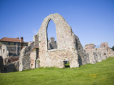 Ruins of Leiston Abbey, Leiston, Suffolk, England, United Kingdom, Europe Photographic Print by Ian Murray