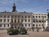 Raadhuset (Town Hall) and Gustav Adolf's Torg, Gothenburg, Sweden, Scandinavia, Europe Photographic Print by Rolf Richardson
