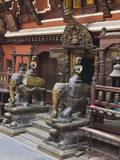 The Golden Temple, Patan, UNESCO World Heritage Site, Bagmati, Nepal Photographic Print by Jochen Schlenker