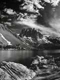 Mountains, Sierra Nevada, California, United States of America, North America Photographic Print by Antonio Busiello