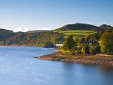 Ladybower Reservoir, Peak District National Park, Derbyshire, England Photographic Print by Alan Copson