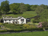 Castle Farm, Sawrey, Marital Home of Beatrix Potter, Lake District Nat&#39;l Park, Cumbria, England Photographie par James Emmerson