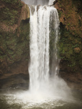 Cascade D'Ouzoud Waterfall, Near Marrakech, Morocco, North Africa, Africa Photographic Print by Ian Egner