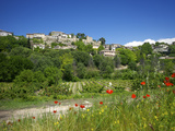 Manerbes, Petit Luberon, Provence, France, Europe Photographic Print by Rob Cousins
