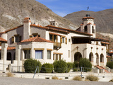 Scotty's Castle in Death Valley National Park, California, United States of America, North America Photographic Print by Richard Cummins