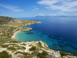 Livadi Beach, Donoussa, Cyclades, Aegean, Greek Islands, Greece, Europe Photographic Print by  Tuul