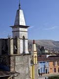Iglesia de San Juan, Puno, Peru, Peruviann, Latin America, Latin American South America Photographic Print by Simon Montgomery