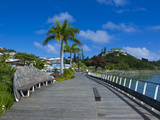Waterfront of Noumea, New Caledonia, Melanesia, South Pacific, Pacific Photographic Print by Michael Runkel