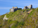 Penmaen Castle, Gower, Wales, United Kingdom, Europe Photographic Print by Billy Stock
