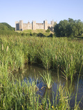Framlingham Castle Viewed from the Mere, Framlingham, Suffolk, England, United Kingdom, Europe Photographic Print by Ian Murray