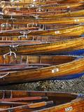 Rowing Boats, Ambleside, Lake Windermere, Lake District National Park, Cumbria, England, UK, Europe Photographic Print by Jeremy Lightfoot