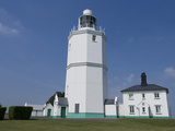 North Foreland Lighthouse, Broadstairs, Kent, England, United Kingdom, Europe Photographic Print by Ethel Davies