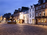 Market Street at Dusk, St Andrews, Fife, Scotland Photographic Print by Mark Sunderland