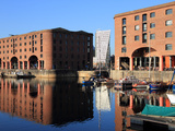 Albert Dock, Liverpool, Merseyside, England, United Kingdom, Europe Photographic Print by Rolf Richardson