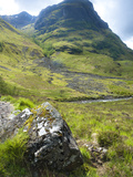 Glen Coe, South of Fort William, Scotlish Highlands, Scotland, United Kingdom, Europe Photographic Print by Andrew Stewart