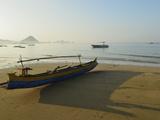 Kuta Beach, Kuta, Lombok, Indonesia, Southeast Asia, Asia Photographic Print by Jochen Schlenker