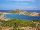 Kalotaritissa Beach, Amorgos, Cyclades, Aegean, Greek Islands, Greece, Europe Photographic Print by  Tuul