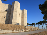 Castel del Monte (Federico II Castle), UNESCO World Heritage Site, Puglia, Italy, Europe Photographic Print by Vincenzo Lombardo