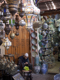 Souk, Marrakesh, Morocco, North Africa, Africa Photographic Print by Frank Fell