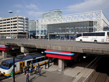 Amsterdam Sloterdijk Station, Amsterdam, Holland, Europe Photographic Print by Frank Fell