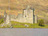 Kilchurn Castle, Loch Awe, Argyll and Bute, Scottish Highlands, Scotland Photographic Print by Chris Hepburn