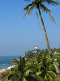 The Lighthouse, Kovalam, Kerala, India, Asia Photographic Print by Stuart Black