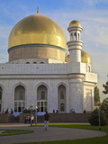 Central Mosque, Almaty, Kazakhstan, Central Asia, Asia Photographic Print by Jane Sweeney