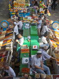Green Market, Almaty, Kazakhstan, Central Asia, Asia Photographic Print by Jane Sweeney
