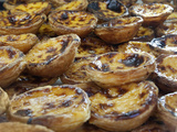 Traditional Portuguese Pasteis de Nata (Custard Tarts), Lisbon, Portugal, Europe Photographic Print by Stuart Black