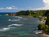 Calibishie, Dominica, West Indies, Caribbean, Central America Photographic Print by Sergio Pitamitz