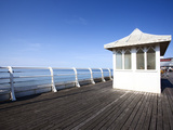 On the Pier at Cromer, Norfolk, England, United Kingdom, Europe Photographic Print by Mark Sunderland